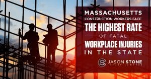 massachusetts construction injury graphic