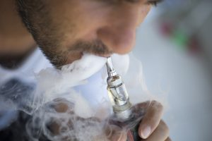 Does vaping increase the risk of COVID-19