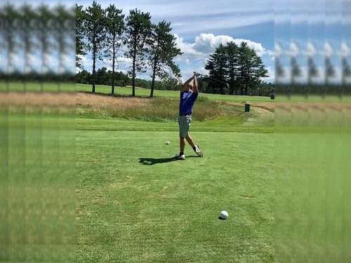 Jason Stone Injury Lawyers at golf club