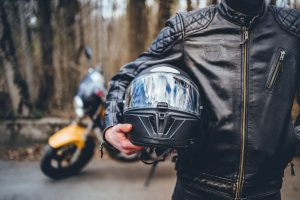limited visibility on motorcycles