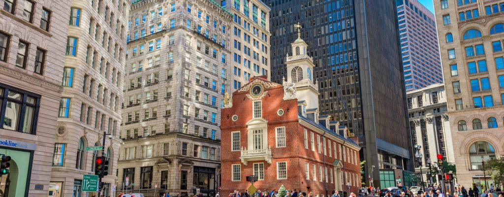 Streets of Boston